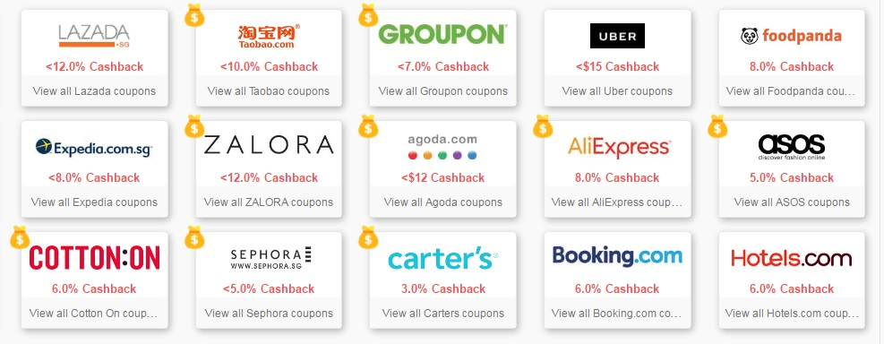 Foodpanda voucher, online shopping deals and cashback at ShopBack